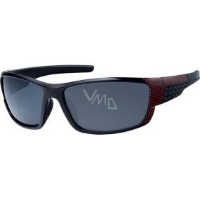 Nac New Age A70111 červené sluneční brýle
