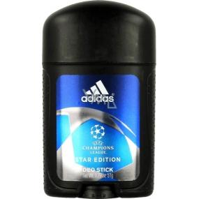 Adidas UEFA Champions League Star Edition deodorant stick pro muže 51 g