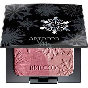 Artdeco Artic Beauty Blush tvářenka s perleťovým třpytem 10 g
