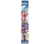 Atlantic Color dětský zubní kartáček pro holky