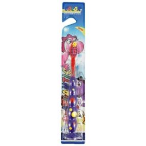 Atlantic Color zubní kartáček pro holky