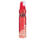 Taft 10-Carat Shine zářivý lesk pěnové tužidlo na vlasy 200 ml