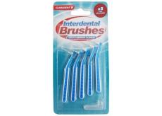 Claradent Interdental Brushes mezizubní kartáčky 5 kusů