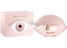 Kenzo World Eau de Toilette toaletní voda pro ženy 75 ml