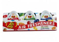 Jelly Belly gel mini osvěžovač vzduchu 3 x 50 g