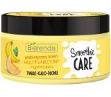 Bielenda Smoothie Care Banán + Meloun + Probiotika regenerující tělový krém 200 ml