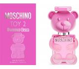 Moschino Toy 2 Bubble Gum toaletní voda pro ženy 50 ml