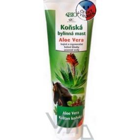 Bione Cosmetics Aloe Vera koňská bylinná mast 300 ml