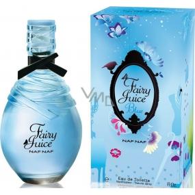 NafNaf Fairy Juice Blue toaletní voda pro ženy 100 ml