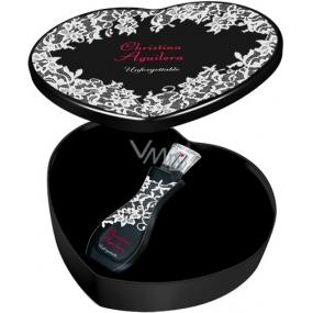 Christina Aguilera Unforgettable parfémovaná voda pro ženy 30 ml + plechová krabička, dárková sada 2015