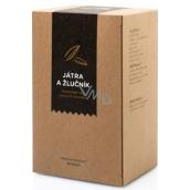 Aromatica Játra a Žlučník bylinný čaj 20 x 2 g