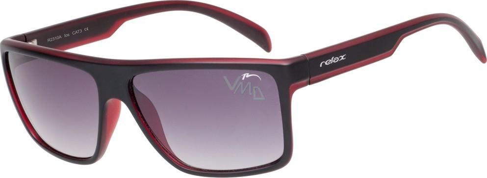 Relax Ios Sluneční brýle černé R2310A - VMD drogerie 296e2761b2e