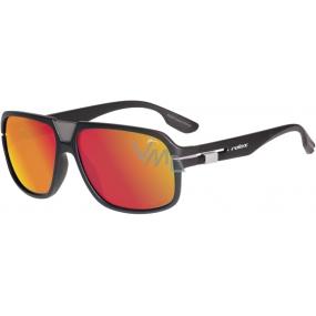 Relax Salamis R2304D černé sluneční brýle