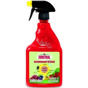 Substral Careo Ultra Ovoce a zelenina postřik proti škůdcům rozprašovač 750 ml