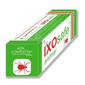 Vetrisol IXOsafe Animal Set gel k odstranění klíštěte s háčkem 10 ml
