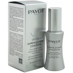 Payot Supreme Jeunesse Concentré sérum k nekonečné regeneraci 30 ml