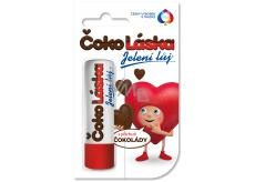 Regina Čokoláska Jelení lůj s příchutí čokolády 2,3 g