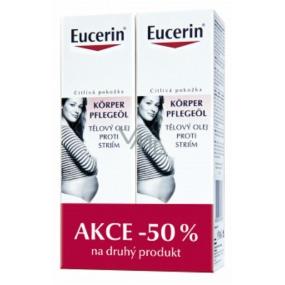 Eucerin Ph5 Tělový olej proti striím 2 x 125 ml, duopack