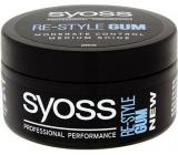 Syoss Re-Style Gum stylingová guma na vlasy 100 ml