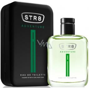 Str8 Adventure toaletní voda pro muže 50 ml