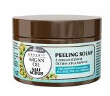 GlySkinCare Arganový olej solný peeling pro všechny typy pokožky 400 ml