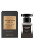 Abercrombie & Fitch Authentic Night Man toaletná voda pre mužov 30 ml
