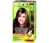 Schwarzkopf Natural & Easy barva na vlasy 565 Světle zlatohnědá skořice