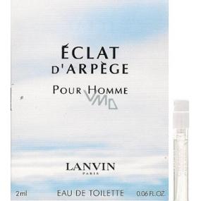 Lanvin Eclat D'Arpege pour Homme toaletní voda 2 ml s rozprašovačem, Vialka