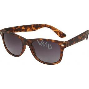 Nac New Age A-Z15125B hnědé sluneční brýle