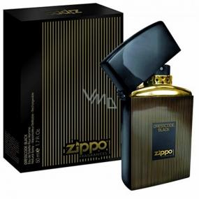 Zippo Dresscode Black Pour Homme toaletní voda 50 ml