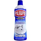 Pulirapid Classico na rez a vodní kámen tekutý čistič 750 ml