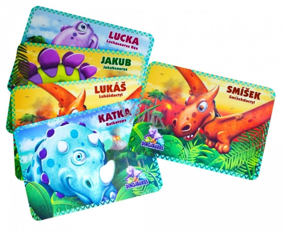 Albi Dino Set Sestratops 32 x 23 x 02 cm, 003