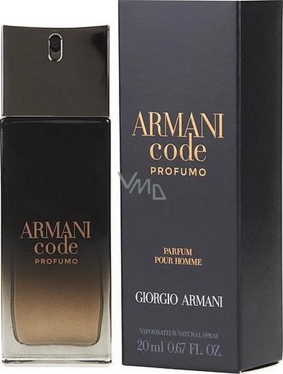 Giorgio Armani Code Profumo parfémovaná voda pro muže 20 ml