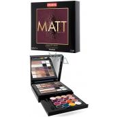 Pupa Pupart M Matt Make-up kazeta pro líčení očí, rtů a obličeje 001 Velvet Mood 22 g