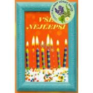 Moje Bylinkové přání k narozeninám s vonným sáčkem Vše nejlepší Pomeranč 05