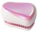 Tangle Teezer Compact Profesionální kompaktní kartáč na vlasy Holographic duhově růžový
