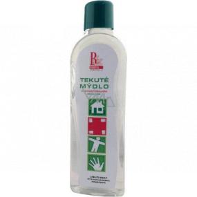 Bohemia Gifts Antimikrobiální tekuté mýdlo pomáhá regulovat růst mikroorganizmů na povrchu pokožky 1 l