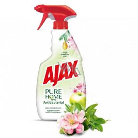 Ajax Pure Home Apple Blossom Antibakteriální univerzální čisticí prostředek sprej 500 ml