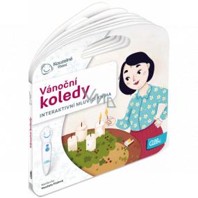 Albi Kouzelné čtení interaktivní kniha Zpívánky 4 - Vánoční koledy