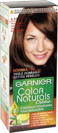 Garnier Color Naturals Creme Barva Na Vlasy 4 15 Tmava Ledova