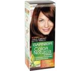 Garnier Color Naturals Créme barva na vlasy 4,15 tmavá ledová mahagonová