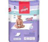 Bella Happy hygienické podložky 90 x 60 cm 5 kusů