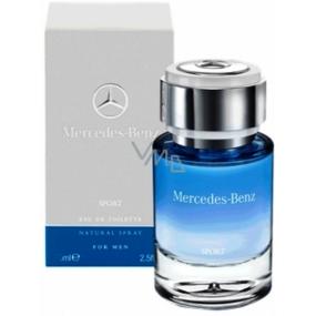 Mercedes-Benz Mercedes Benz Sport toaletní voda pro muže 75 ml