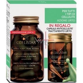 Collistar Pure Atives Anticellulite Kapsle proti celulitidě 4 ml x 21 kusů