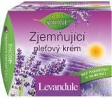 Bione Cosmetics Levandule zjemňující pleťový krém pro všechny typy pleti 51 ml