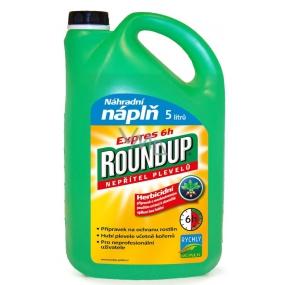 Substral Roundup Express Hubí plevel včetně kořenů 6H 5l refil 11887102