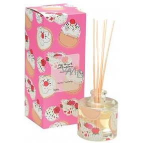 Bomb Cosmetics Rebarbora a ostružina aroma difuzér 120 ml