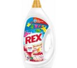 Rex Japanese Garden & Water Lily Aromatherapy Color gel na praní barevného prádla 60 dávek 3 l