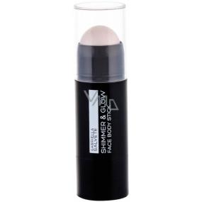 Gabriella Salvete Shimmer & Glow Face Body Stick tyčinka pro rozjasnění tváře a těla 8 g
