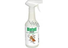 Biotoll Faracid mikrokapsulovaný kontaktní insekticid proti mravencům rozprašovač 200 ml